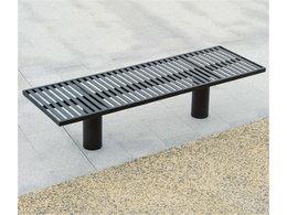 户外坐凳的安装方法