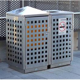 學校創意垃圾桶