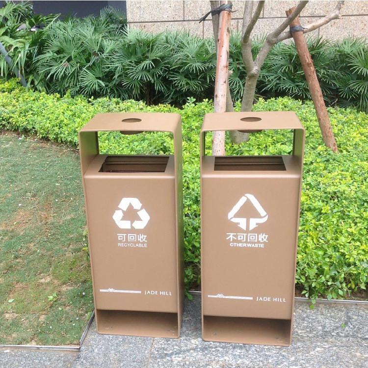 户外垃圾桶定制