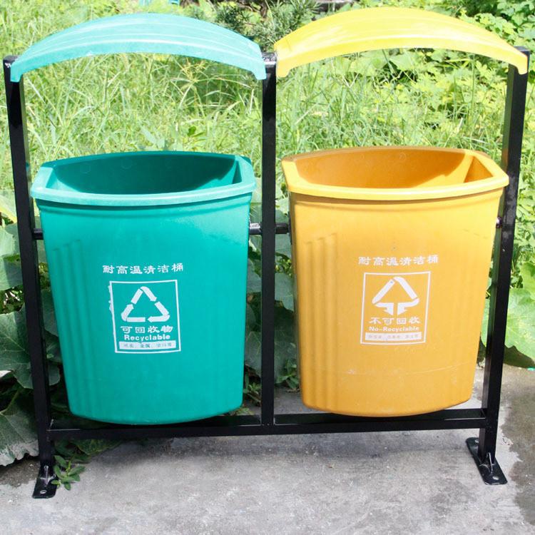 环卫室外垃圾桶