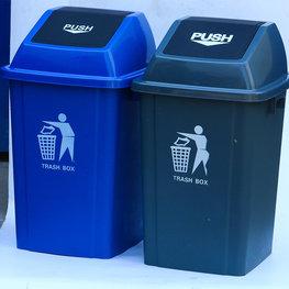小區戶外塑料垃圾桶