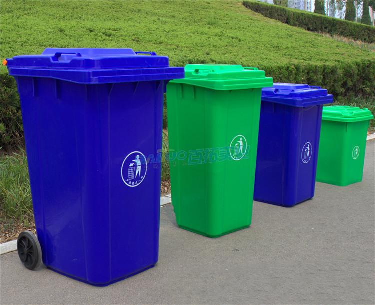 学校户外垃圾桶多款尺寸任你挑选