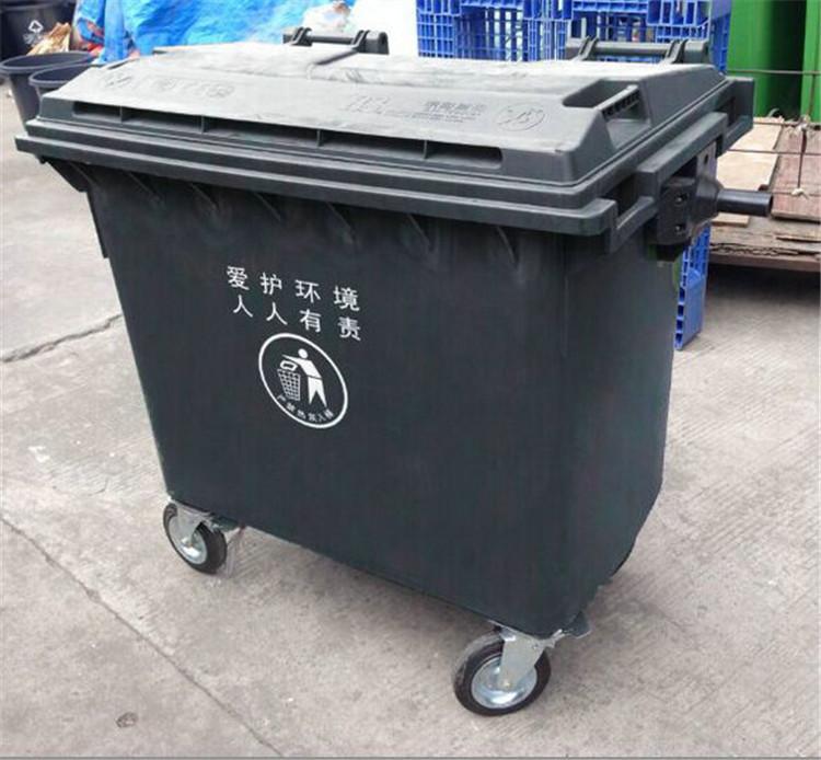 户外超大垃圾桶