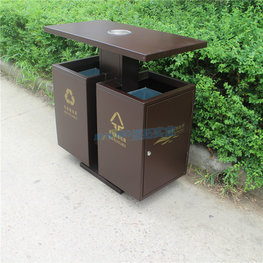 碧桂园小区垃圾桶
