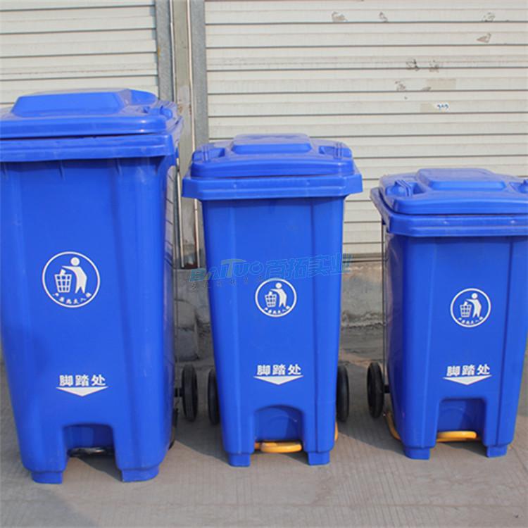 120升户外垃圾桶,若客户需要也可以定制其他尺寸