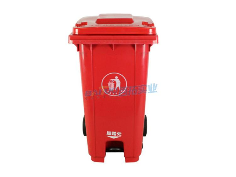120升户外垃圾桶展示图