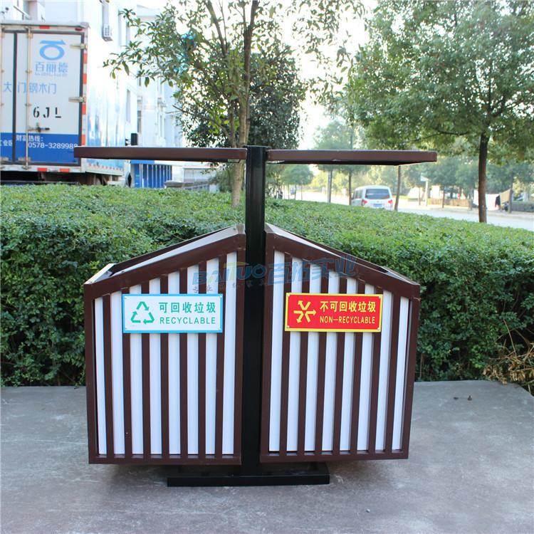 社区垃圾桶