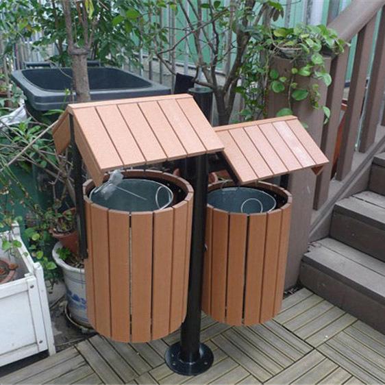 创意公共垃圾桶