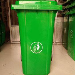 校園移動垃圾箱