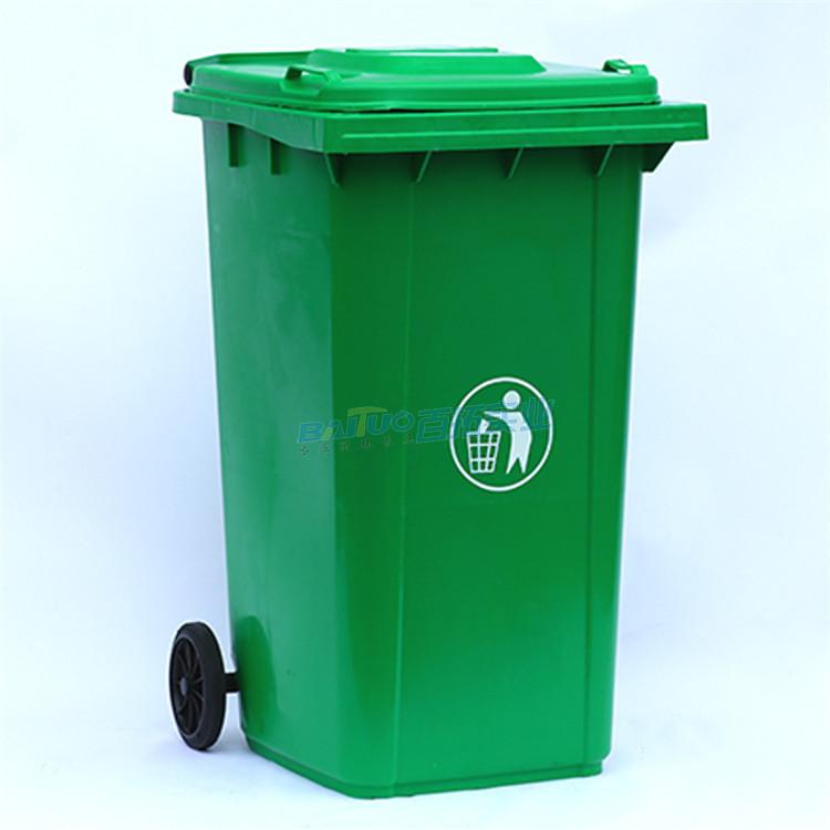 校园垃圾箱