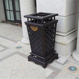 戶外立式垃圾桶