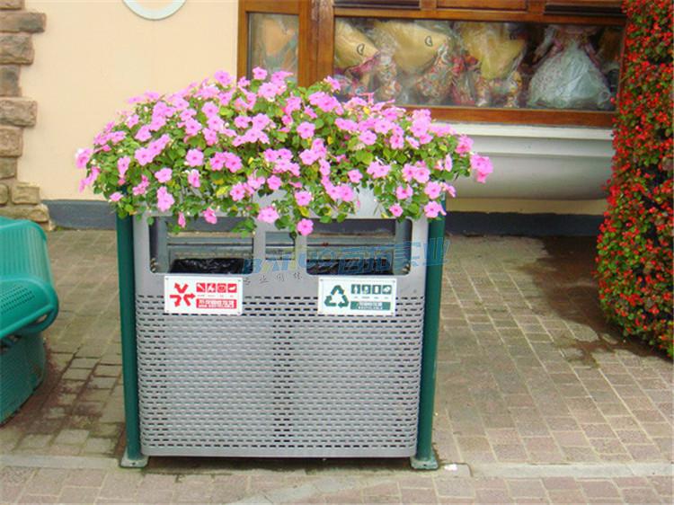 室环保公园垃圾桶垃圾桶案例图