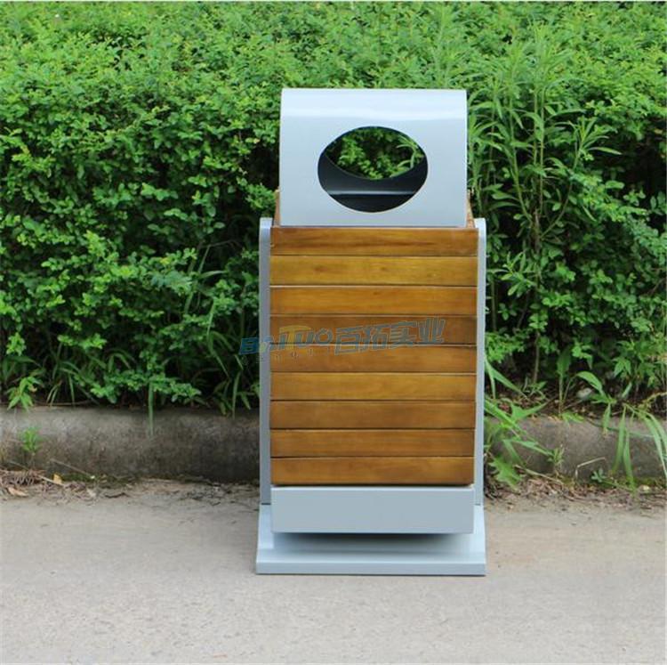 创意公园垃圾桶