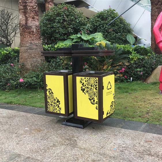创意室外垃圾桶