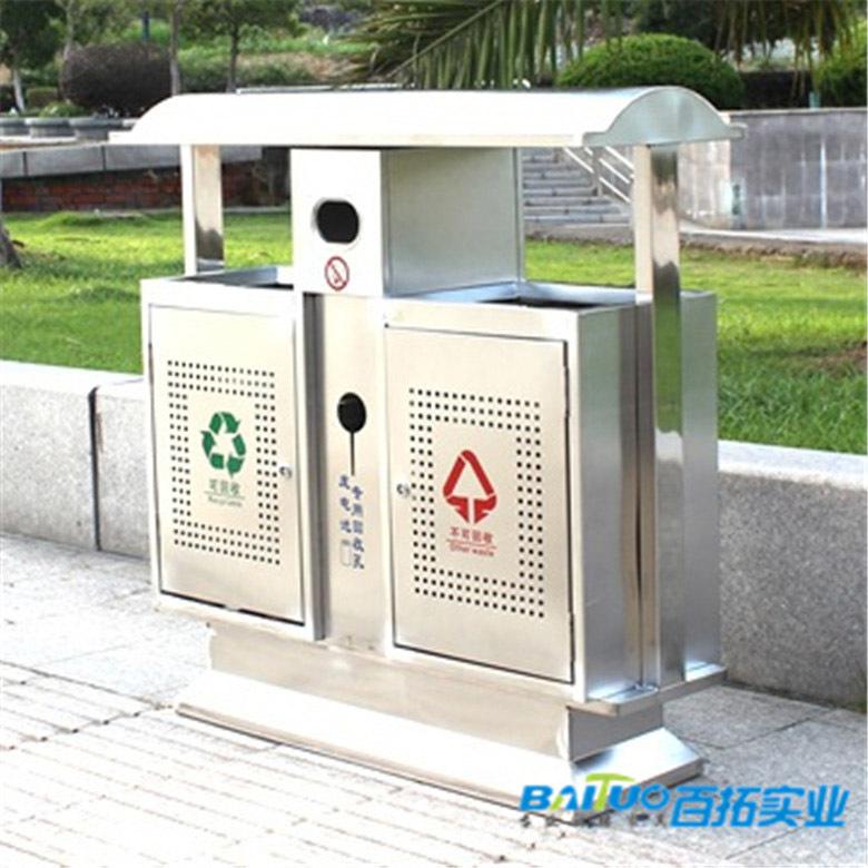 街道垃圾桶定制