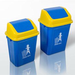室外塑料垃圾桶
