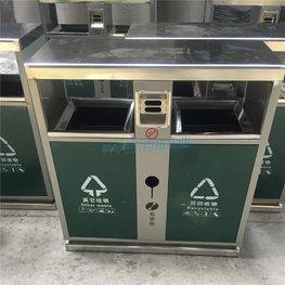 學校公共垃圾桶