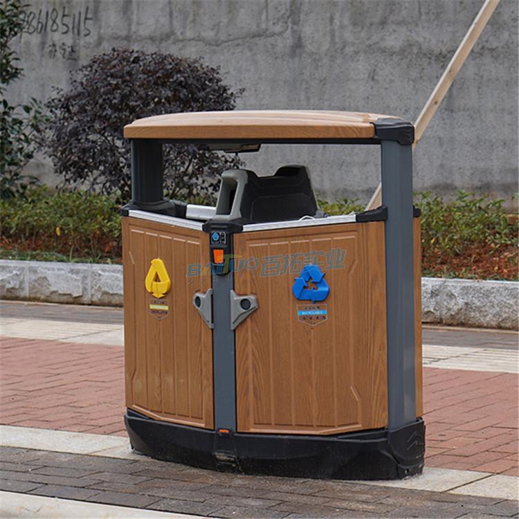 室外造型垃圾桶