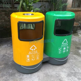 小區垃圾桶樣式