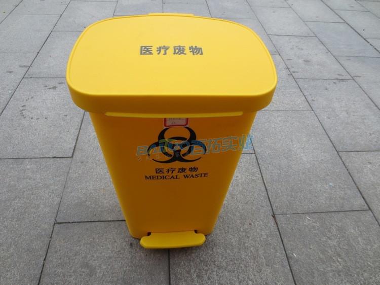 学校医院垃圾桶型号二图