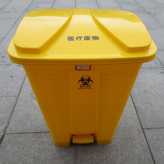 学校医院垃圾桶