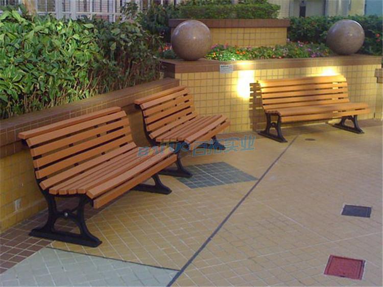 户外公园长凳案例图