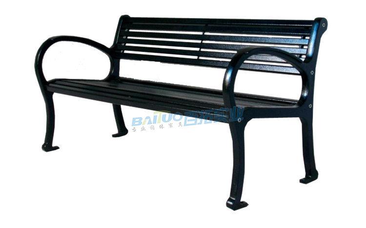 公园户外凳子展示图