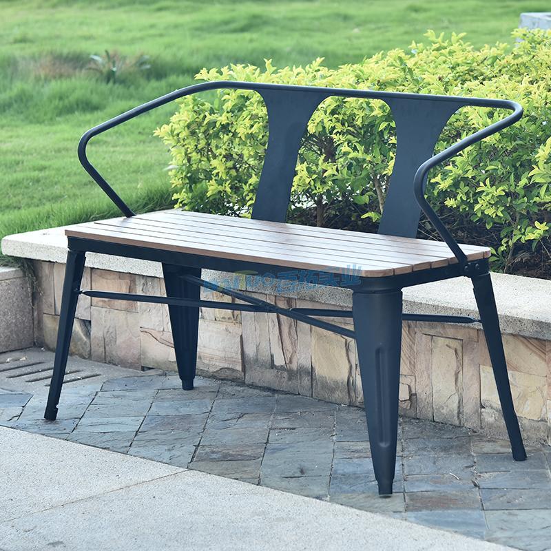广州户外桌椅板凳实物图