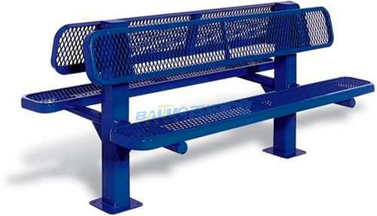 户外铁台铁凳可定制