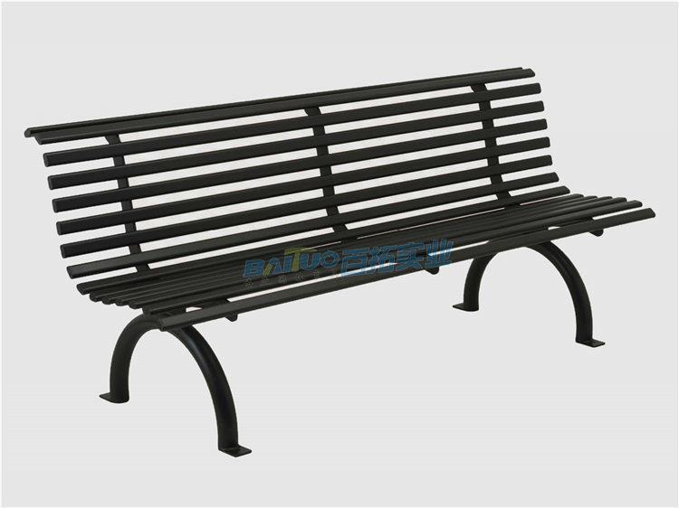 公园凳子展示图