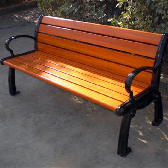 户外休闲长凳