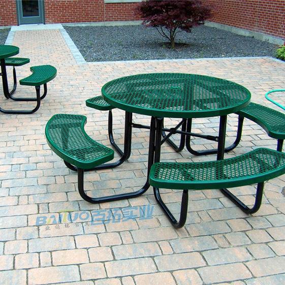 户外铸铁桌椅