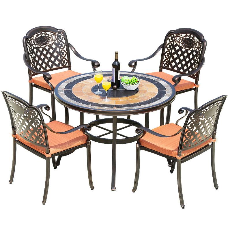 户外餐桌椅