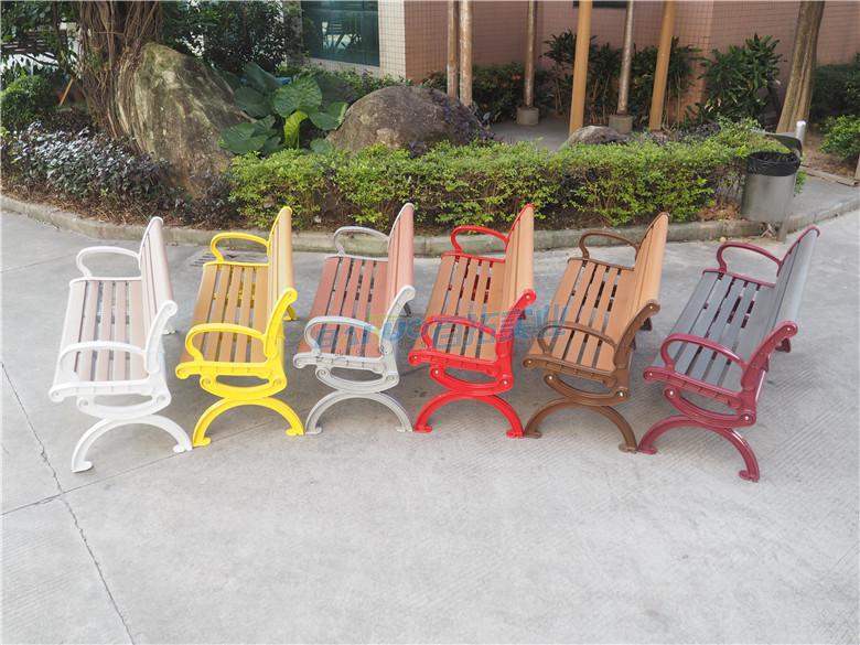 公园休闲凳可定制不同颜色
