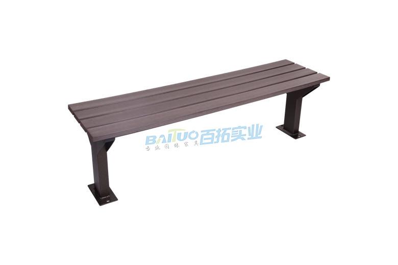 固定式户外木制桌凳产品展示