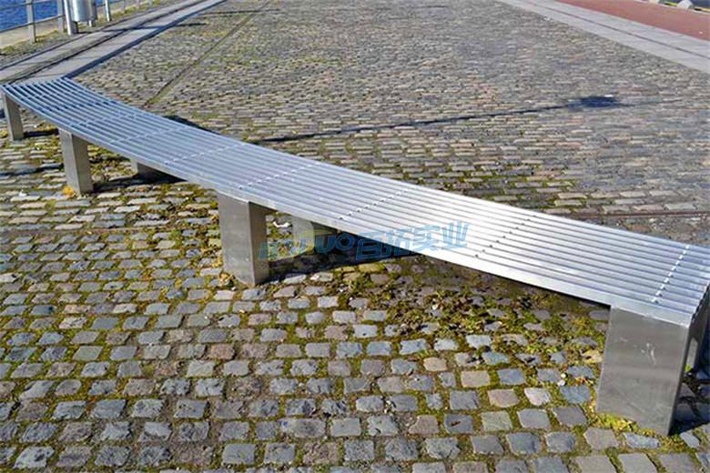 不锈钢户外休闲凳可定制其它产品