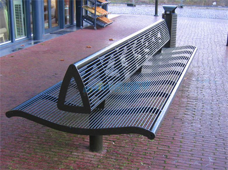 园林铁长凳可定制