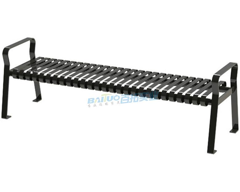 室外长方形凳子产品展示图