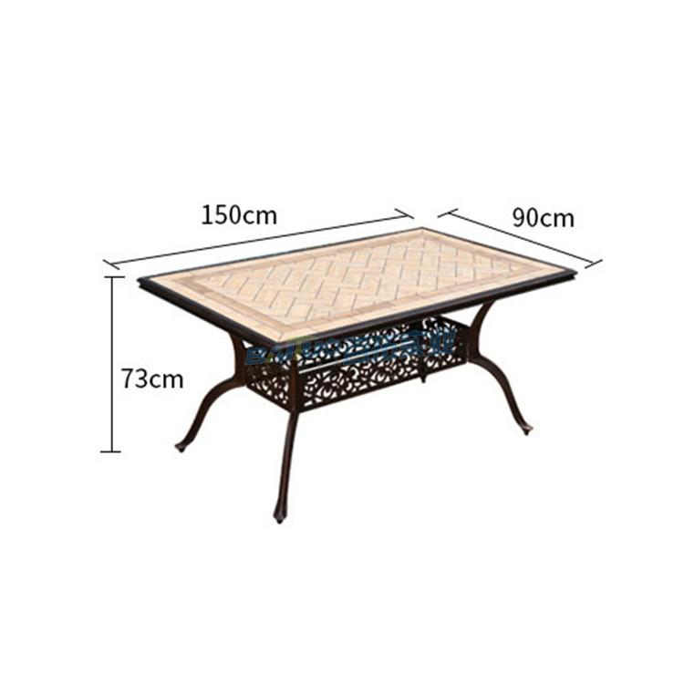 户外桌椅板凳桌子尺寸图