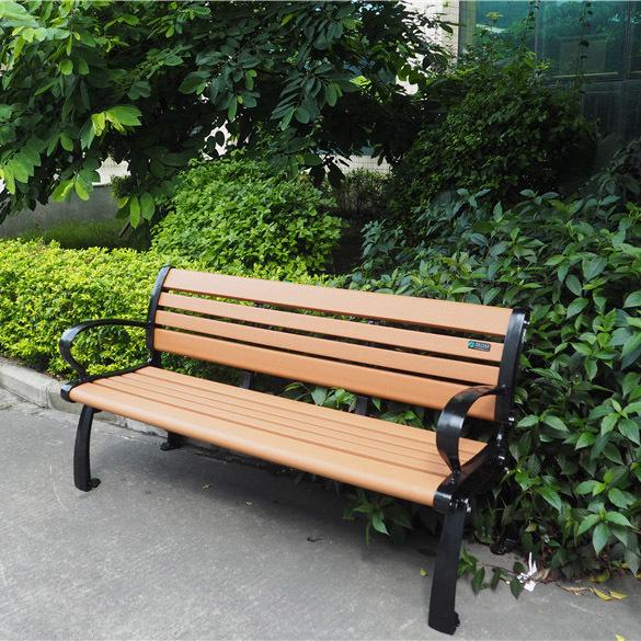 公园休闲长凳