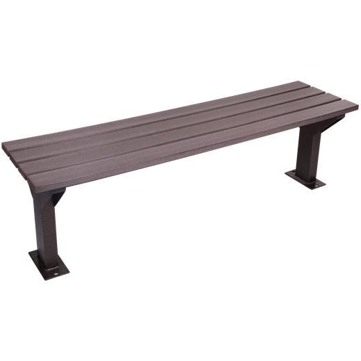 固定式户外木制桌凳