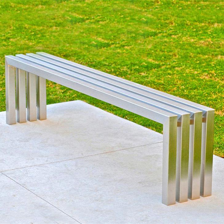 户外不锈钢凳子
