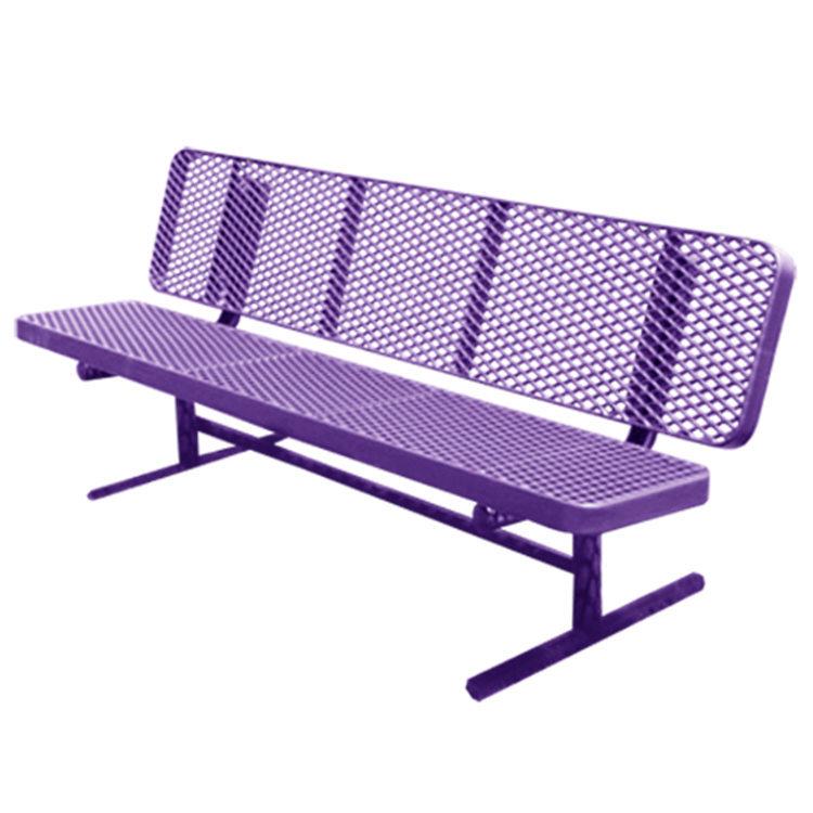 休闲能固定的长凳