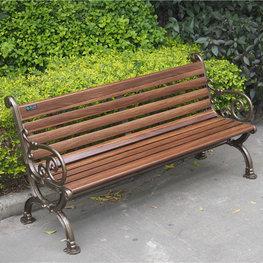 木質室外坐凳