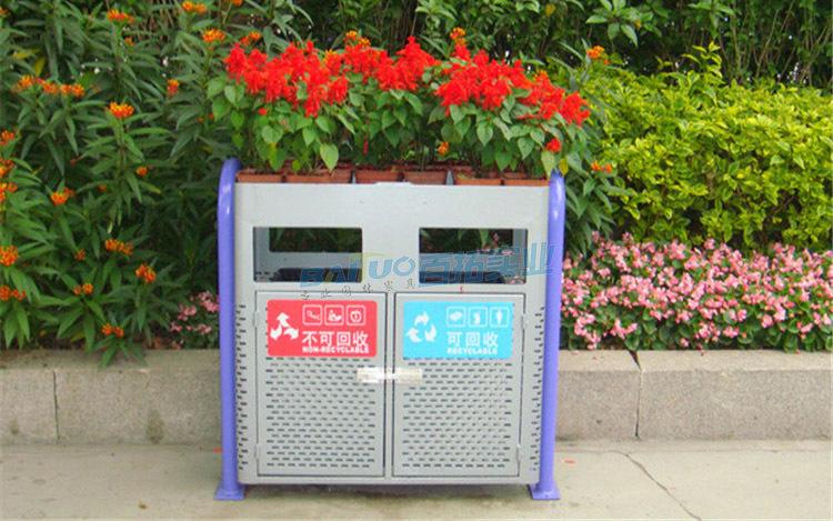 生态果皮箱