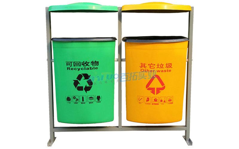 新型環保果皮箱
