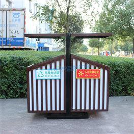 環保校園果皮箱