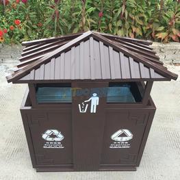 環衛屋型果皮箱