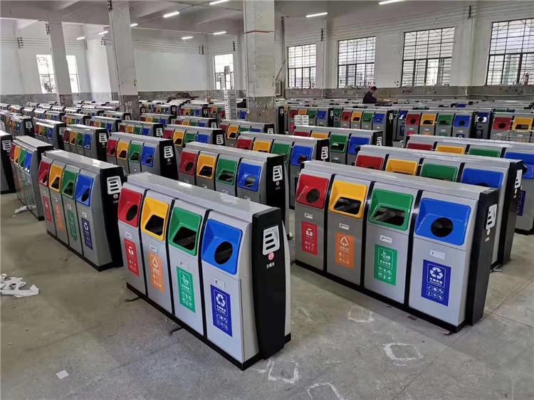 深圳户外环保垃圾分类桶