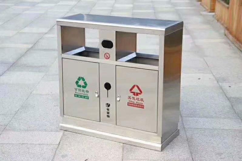 廣東公園垃圾桶批發